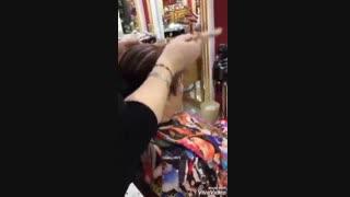 آموزش کوتاه کردن مو به مدل کوپ _ مهرنوش بیوتی