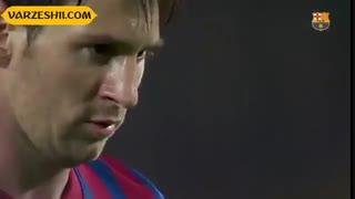 زیباترین گلهای لیونل مسی برابر تیمهای ایتالیایی