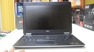 بررسی لپ تاپ Dell latitude E7240