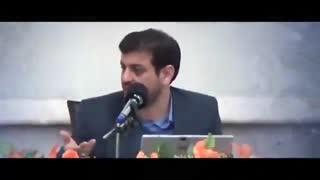 وصف ویژگی های ظاهر و خلقیات حضرت مهدی(عج) با سخنرانی علی اکبر رائفی پور و نماهنگ حامد زمانی
