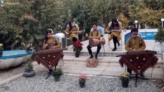 تصنیف جشن گلها (آهنگساز: استاد پرویز یاحقی)- گروه موسیقی پژواک