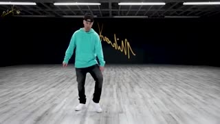 How to do the Side Glide (Dance Moves Tutorials) Poppin John | MihranTV