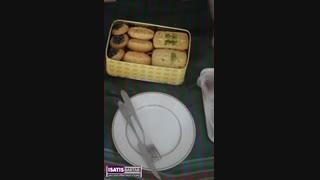 شیرینی مخلوط خشک یزدی