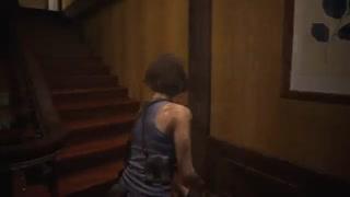 نمسیس در ماد توسعه دهنده راکون سیتی در Resident Evil 3 Remake