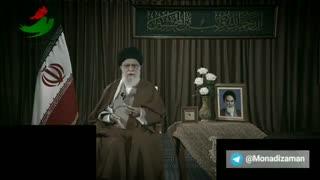 استفاده از شیاطین غربی در دستگاه اطلاعات غربی در بیانات رهبری