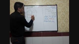 تمرین ۴ صفحه ۱۱۷ ریاضی پنجم آموزگار محمد نصیری روشتی