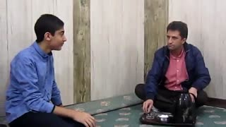 فیلم کوتاه اموزنده { عجب } ساخته محمد مهدی شهابیان