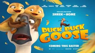 انیمیشن اردک اردک غاز Duck Duck Goose 2018   دوبله فارسی