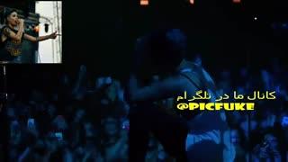 موزیک ویدیو hold  me down با زیرنویس فارسی (هاردساب) از Halsay