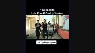 موزیک ویدیو ترجمه شده دسپاسیتو despacito- luis fonci