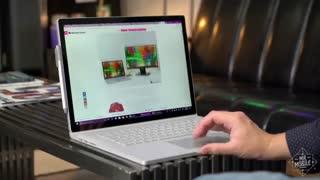 بررسی کامل سرفیس بوک ٢ مایکروسافت