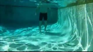 تمرینات استقامتی و قدرتی در آب