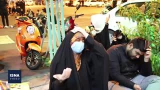 احیای شب نوزدهم رمضان در تهران