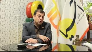 گفت وگو با《حسین محمدیان》،صادر کننده نمونه کشوری