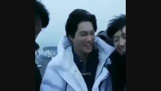 خنده های لنتیه کای XD - اکسو - kai - exo - kimjongin .