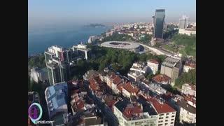 منطقه بشیکتاش در استانبول | استانبول گردی با پین تاتی