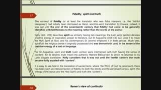 اصول و مبانی نظری ترجمه - فصل دوم - قسمت دوم