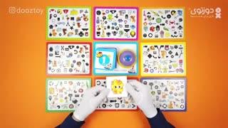 معرفی بازی کارتی فکری دینگو - Dingo Card game