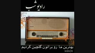 رادیو شب...بانو حمیرا...