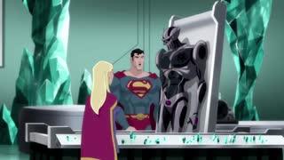 تریلر انیمیشن سوپرمن : بدون مرز - Superman: Unbound 2013
