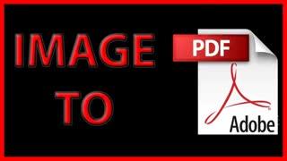 نحوه تبدیل عکس به pdf در ویندوز