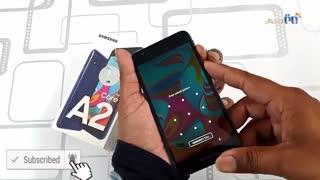 ویدئوی گوشی سامسونگ مدل Galaxy A2 Core