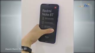 ویدئوی بررسی گوشی شیائومی مدل Redmi Note 8T