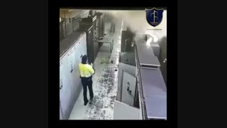 حوادث خطرناک برق وعدم ایمنی لازم