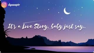 نایتکور اهنگ love story  تیلور سوییفت