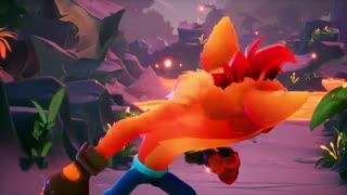 اولین تریلر رسمی بازی هیجان انگیز Crash Bandicoot 4: It's About Time