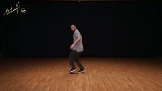 How to do Hip Hop Footwork Part 3 ( Hip Hop Dance Moves Tutorial) | Mihran Kirakosian