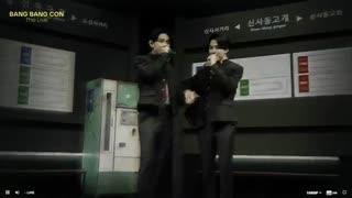 اجرای آهنگ Friend از Jimin و V در کنسرت Bang bang con