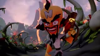 تریلر معرفی Crash Bandicoot 4: It's About Time