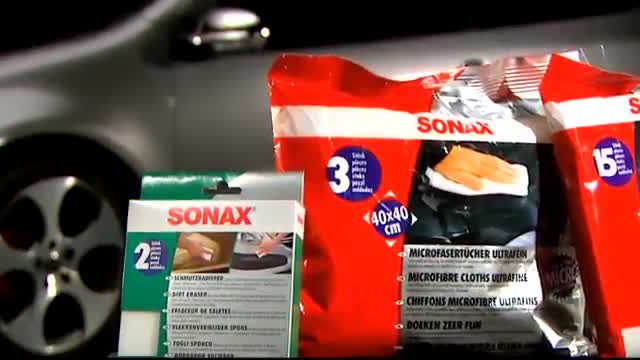 SONAX Dirt Eraser اسفنج جرم گیر سوناکس