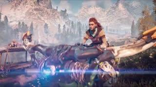 تریلر رسمی بازی Horizon Zero Dawn Complete Edition برای PC - بازی مگ