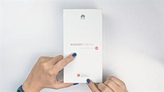 تماشا کنید: جعبه گشایی گوشی P40 Pro هوآوی