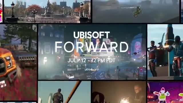 تریلر معرفی لاین آپ عناوین رویداد خبری Ubisoft Forward - بازی مگ