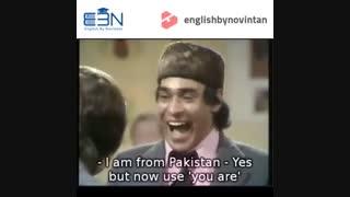 آموزش زبان با سریال mind your language - قسمت سوم