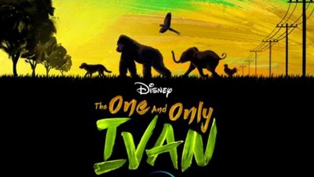 تریلر فیلم فانتزی ایوان یکی یکدونه آخرین محصول والت دیزنی