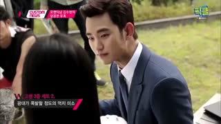 مصاحبه با کاپل سریال کره ای مشکلی نیست که خوب نباشی It's Okay to Not Be Okay { کیم سو هیون ♥ سئو یه جی }
