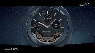 ویدئوی رسمی ساعت هوشمند Amazfit GTR