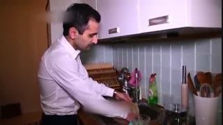 سخنان حنیف بالی نماینده مجلس سوئد ایرانی تبار و از خانواده منافقین
