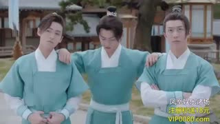 سریال چینی رقص امپراتوری آسمان قسمت 04 با زیرنویس فارسی /Dance of The Sky Empire Chinese Drama 2020