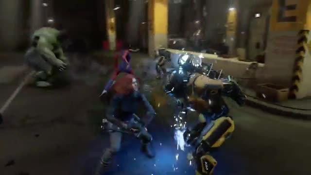 تریلر تازه از بازی Marvel's Avengers - هاردیت