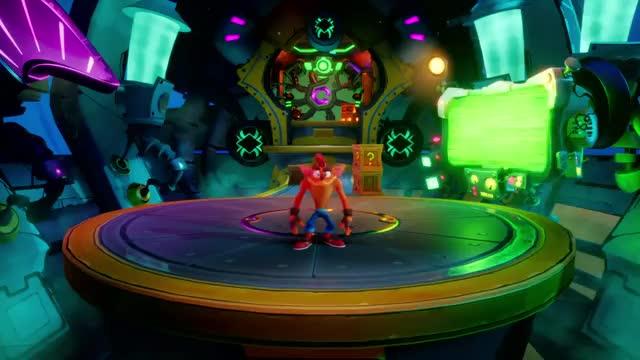 اولین ویدئو گیمپلی Crash Bandicoot 4: It's About Time