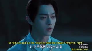 سریال چینی رقص امپراتوری آسمان قسمت 20 با زیرنویس فارسی /Dance of The Sky Empire Chinese Drama 2020